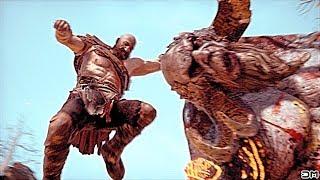God of War 4 Part 1 Gameplay Walkthrough [4K Ultra HD PS4 PRO] - No Commentary