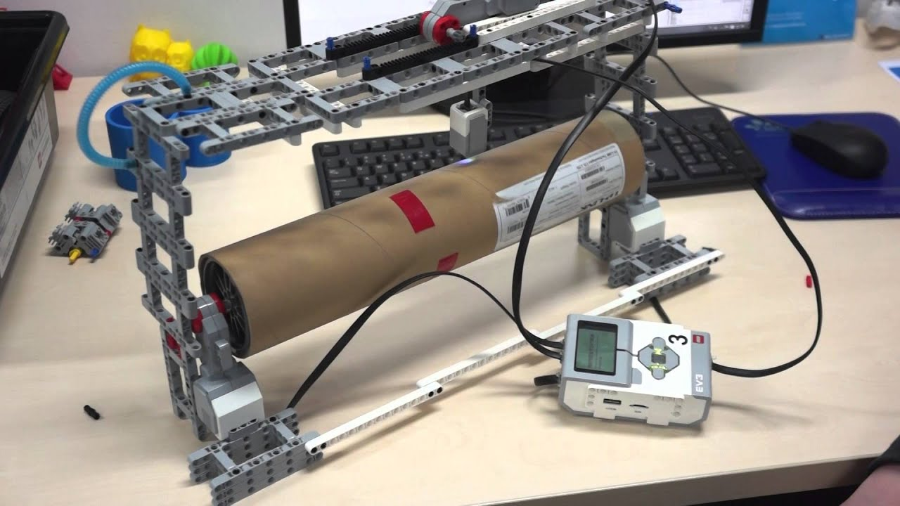 Pipe scanner   Lego Mindstorms EV3   YouTube Pipe scanner   Lego Mindstorms EV3