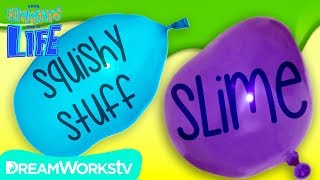 BALLOONS FULL OF SLIME ♫ | YOUR COMMENTS COME TO LIFE