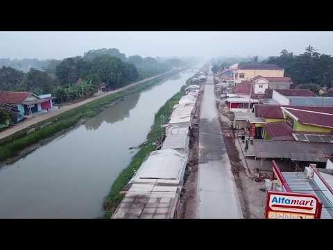 Kangen Pulang - Drone View, Desa Bugis, Indramayu.