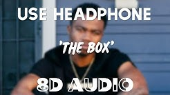 The Box (8D AUDIO)    Indoor Hall Experience    Roddy Ricch    Echo sound