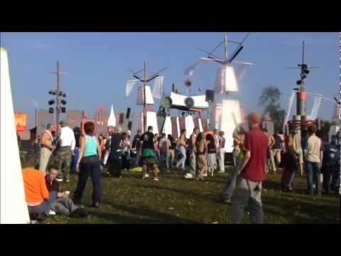 Dance-a-delic goa festival Belgium 2004