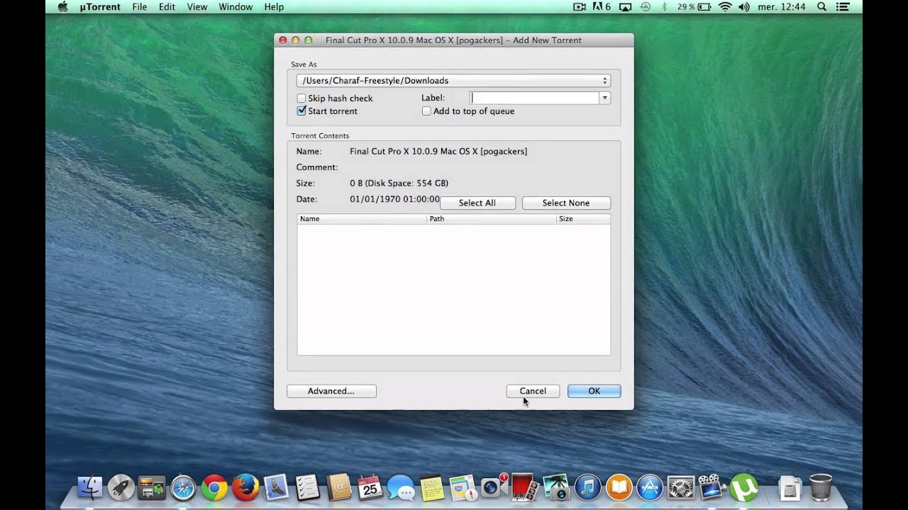 Final Cut Torrent For Mac Os