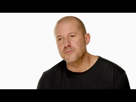 Jony Ive's magical voice for Apple marketing