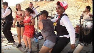Mira lo que paso--Tifanny rego todo el TEPACHE en el baile !!! Parte 1