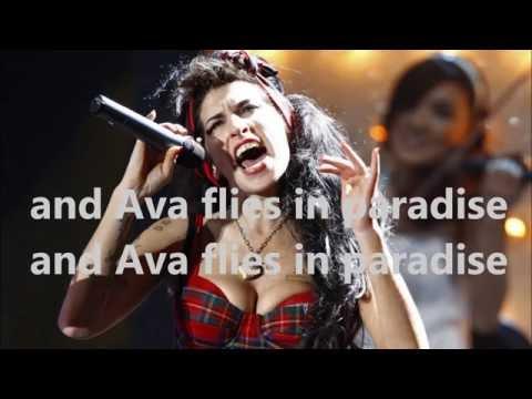 Amy Winehouse - October Song (Lyrics)