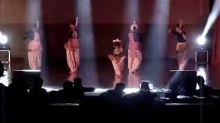 Semi-Classical Dance in Bollywood Song @IIT Bombay