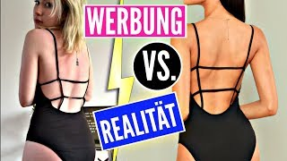 WERBUNG VS. REALITÄT - CHINA ONLINE SHOP! | Sonny Loops