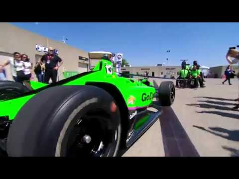 HIGHLIGHTS: 2018 Indy 500 Carb Day