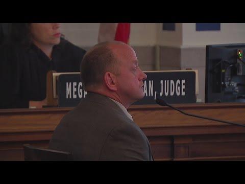 WARNING GRAPHIC VIDEO: UCPD Lt. Tim Barge testifies in Ray Tensing murder trial