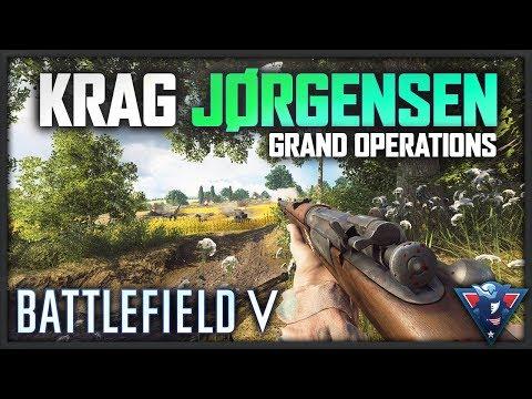 A HEADSHOT MACHINE! | Battlefield V Grand Operations - France
