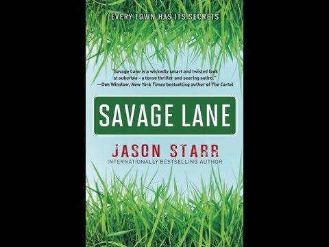 The Art of Noir Fiction with Jason Starr