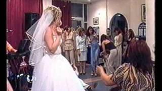 Прикольный случай на свадьбе
