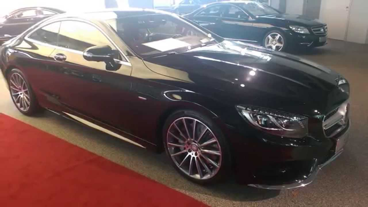 2015 mercedes s 500 coupe amg 4matic youtube. Black Bedroom Furniture Sets. Home Design Ideas