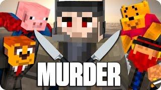 ¡MIAMI ME LO CONFIRMO! MURDER | Minecraft Con Sara, Luh, Exo Y Macundra