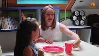 Видеоурок. Учим детей вести себя за столом