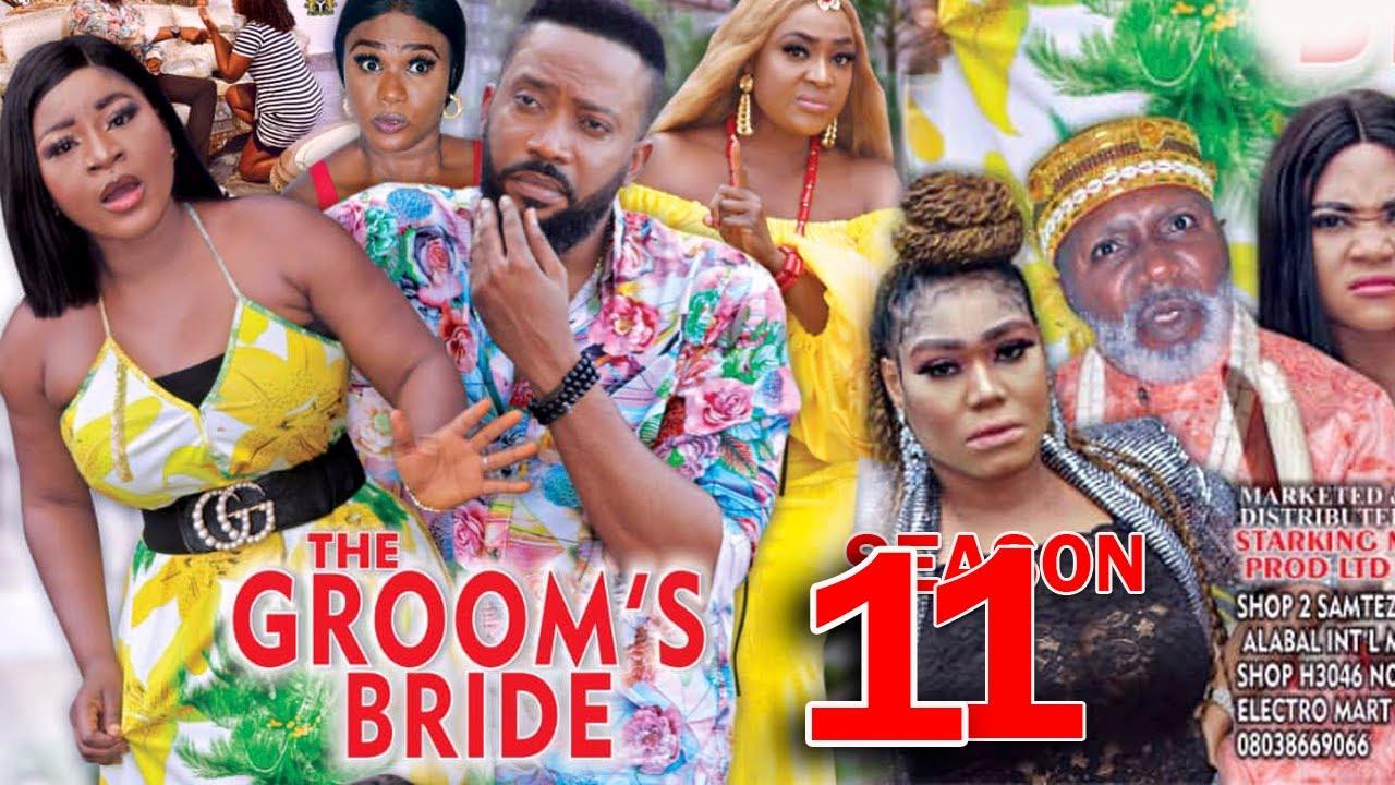 Download THE GROOMS BRIDE SEASON 11 - Fredrick Leonard New Movie 2021 Latest Nigerian Nollywood Movie