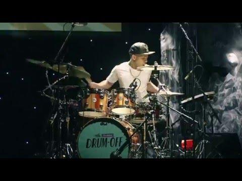 Guitar Center's 27th Annual Drum-Off Winner, Tony Taylor Jr.