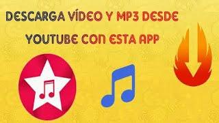 app para descargar videos y música 2019 / Hugo