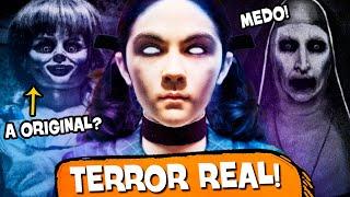 +7 FILMES de TERROR INSPIRADOS em FATOS REAIS