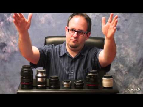 Photography 201: Advanced Digital Photography - 3. Building Your Lens Library