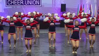 LADIES dance team - ECC 2019 (Senior Pom, 1st place)