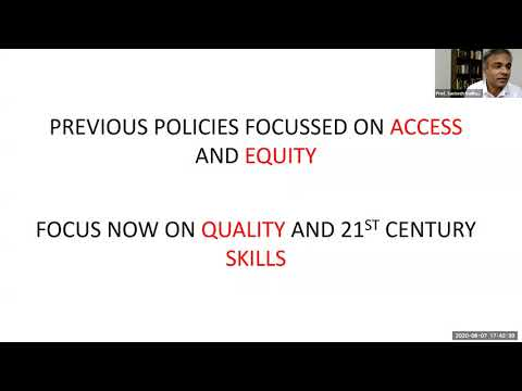 Download Webinar | Decoding Higher Education post NEP 2020 in India