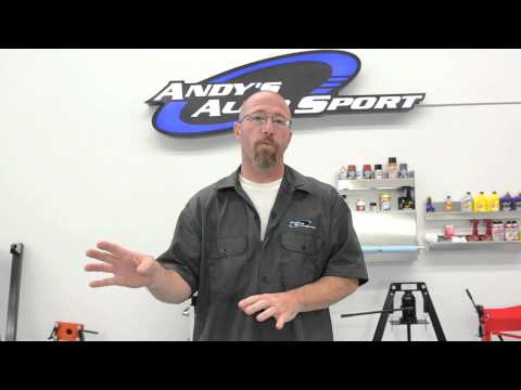 Fuel Injectors - Presented by Andy