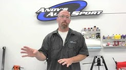 Fuel Injectors - Presented by Andy's Auto Sport