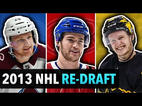 Re-Drafting The 2013 NHL Draft