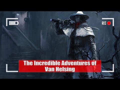 Убью всех любителей сосать! Я про вампиров... Проходим The Incredible Adventures Of Van Helsing
