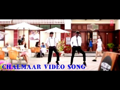 Chalmaar video song|Devi|Prabu deva tamanaah amy jackson|
