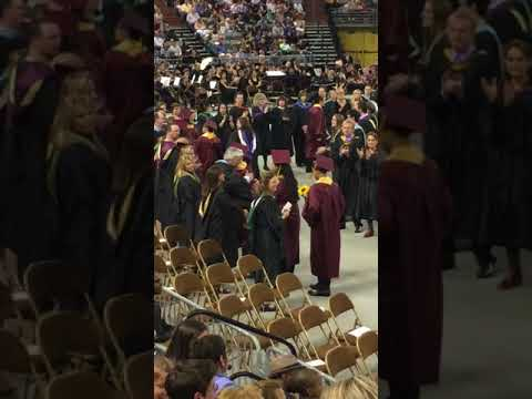 Ephraim Graduating From Dimond High School