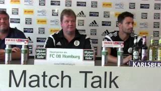 PK zum Spiel FC 08 Homburg - 1. FC Saarbrücken (Regionalliga Südwest 2014/15)