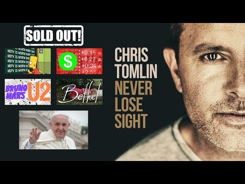 Chris Tomlin exposed! Sold out!