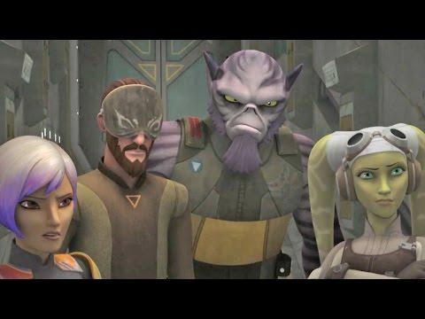 Star Wars Rebels - Season 3 | official trailer (2016) Dave Filoni
