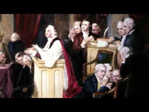 1st Continental Congress Prayer - Tony Perkins -call2fall
