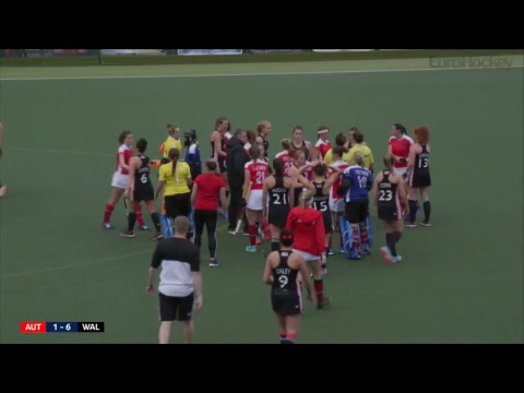 Austria v Wales - EuroHockey Championship II 2017 Women - Cardiff, Wales