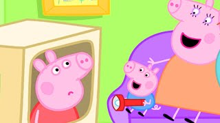 Peppa Pig Official Channel   Don't Be Scared George, It's Just a Power Cut