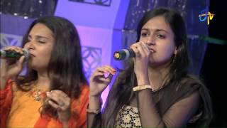 Ye Devi Varamu Song - SP Balasubrahmanyam Performance in ETV Swarabhishekam - 6th Dec 2015