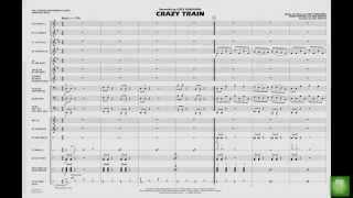 Crazy Train arranged by Paul Murtha
