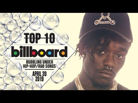 Top 10 • US Bubbling Under Hip-Hop/R&B Songs • April 20, 2019   Billboard-Charts