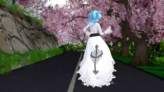 MMD Love me if you can