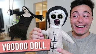 DO NOT MAKE EVIL NUN VOODOO DOLL AT 3AM!!  (IT WORKED!!)