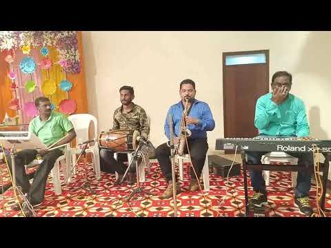 Saxophone live instrumental Paresh Bhai ND gurop Gondia
