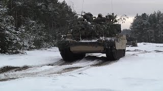 How to Camouflage The M1 Abrams Tank & Bradley Infantry Fighting Vehicle