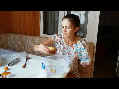 Как отличить янтарь от пластика, пластмассы при помощи соли (видео)