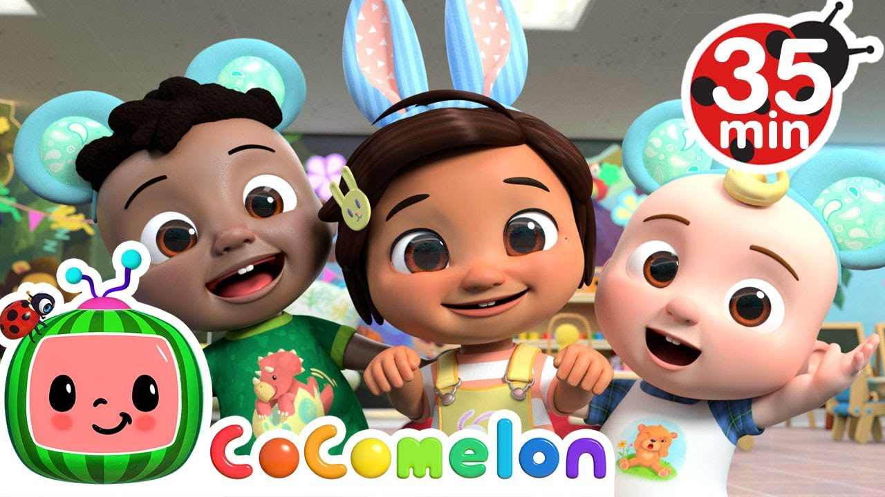 Download Bunny Song + More Nursery Rhymes & Kids Songs - CoComelon