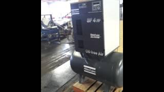 atlas copco sf 4 ff scroll compressor sold