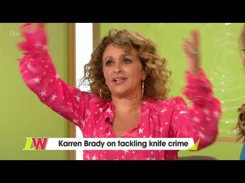 Karren Brady on the Rise of Knife Crime | Loose Women